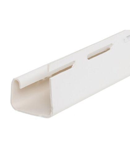 Планка J-trim к фасадным панелям