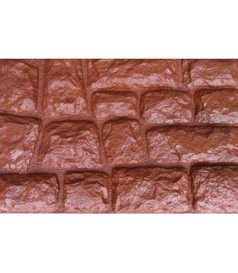 Фасадные панели Аэлит Камень Крупный Кирпичный