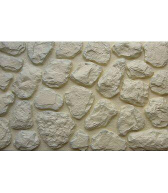 Фасадные панели Аэлит Камень Мелкий Жёлтый
