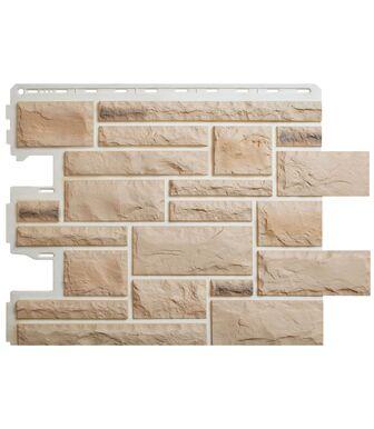 Фасадные панели Альта-Профиль Камень Пражский 01