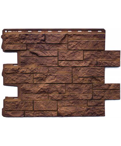 Фасадные панели Альта-Профиль Камень Шотландский Блэкберн