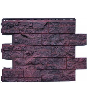 Фасадные панели Альта-Профиль Камень Шотландский Глазго
