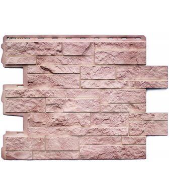 Фасадные панели Альта-Профиль Камень Шотландский Линвуд