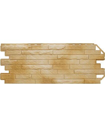 Фасадные панели (Цокольный Сайдинг) Альта-Профиль Кирпич-Антик Афины