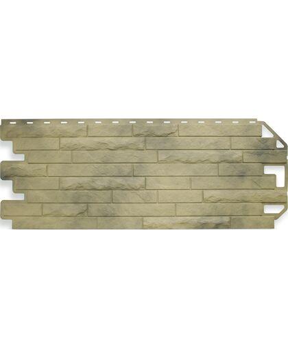 Фасадные панели (Цокольный Сайдинг) Альта-Профиль Кирпич-Антик Карфаген