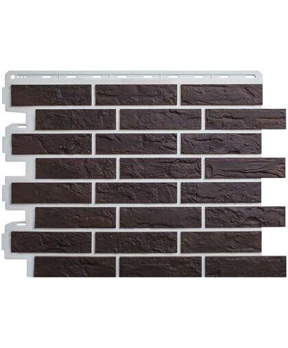 Фасадные панели Альта-Профиль Кирпич Рижский 05