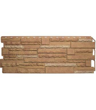 Фасадные панели Альта-Профиль Скалистый Камень Памир Комби