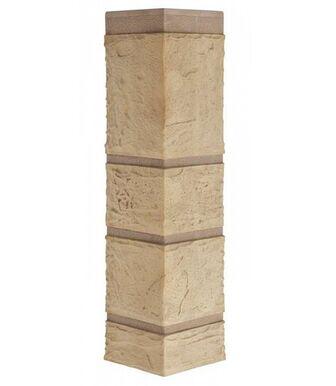 Угол наружный Альта-Профиль Камень Известняк