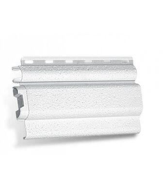 Наличник Классик белый Альта-Декор для фасадных панелей Альта-Профиль