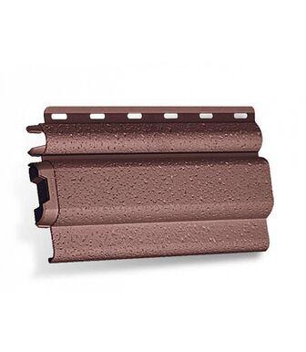Наличник Классик коричневый Альта-Декор для фасадных панелей Альта-Профиль
