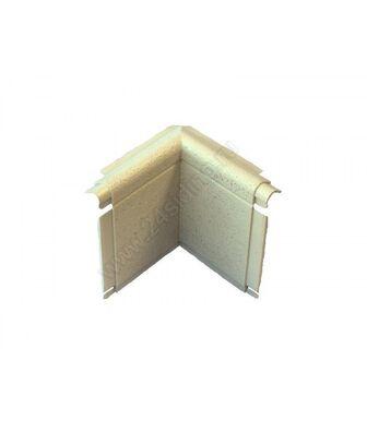 Угол откоса Кремовый Альта-Декор для фасадных панелей Альта-Профиль