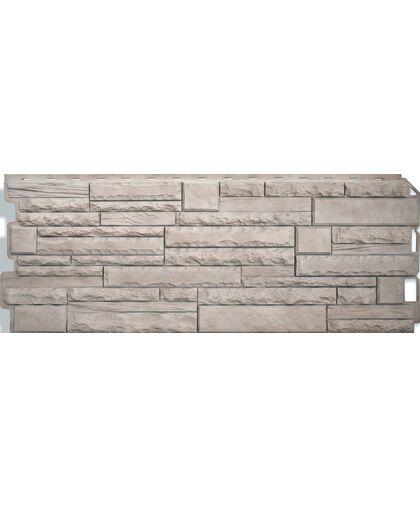 Фасадные панели Альта-Профиль Скалистый Камень Алтай