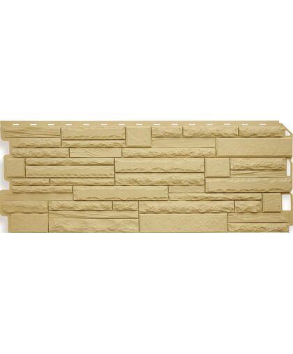 Фасадные панели (Цокольный Сайдинг) Альта-Профиль Скалистый Камень Кавказ