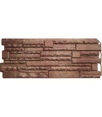 Фасадные панели Альта-Профиль Скалистый Камень Пиренеи