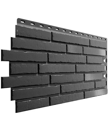 Фасадные панели (Цокольный Сайдинг) Docke (Деке) Klinker (Клинкер) Атакама