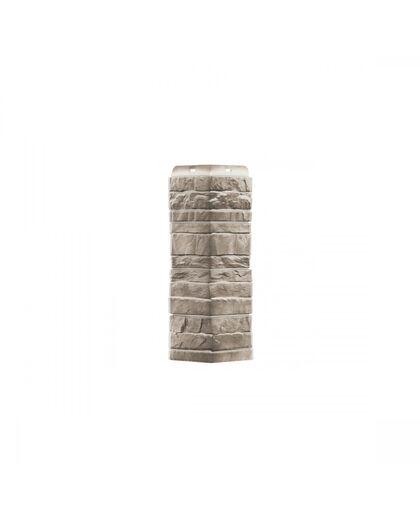 Угол наружный к Фасадным Панелям Docke (Деке) Stein (Слоистый песчаник) Базальт