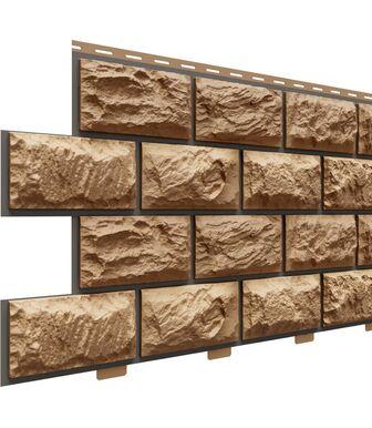 Фасадные панели Доломит Альпийский Премиум Оникс