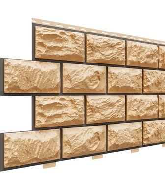 Фасадные панели Доломит Альпийский Премиум Опал