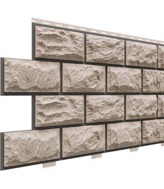 Фасадные панели Доломит Альпийский Премиум Памир