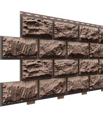 Фасадные панели Доломит Альпийский Премиум Турмалин