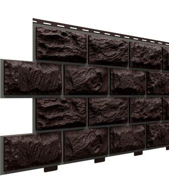 Фасадные панели Доломит Альпийский Прокрашенный Корица