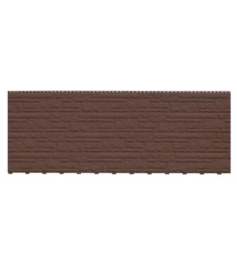 Фасадные панели Доломит Доломит NEW Шоколад-1