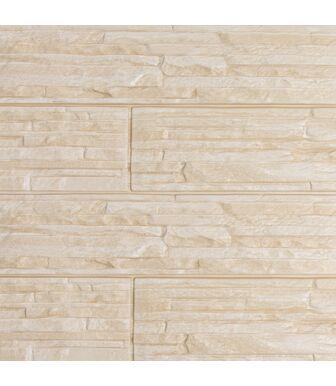 Фасадные панели Доломит Кубанский Песчаник Крем