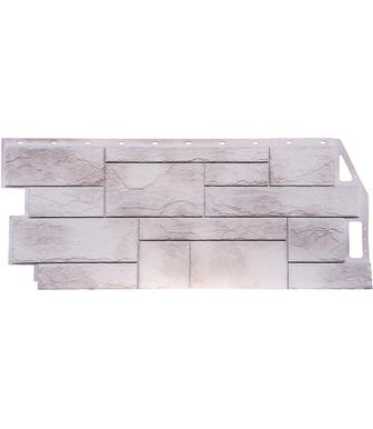 Фасадные панели FineBer Камень Природный Жемчужный