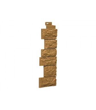 Угол наружный FineBer Камень Дикий Песочный