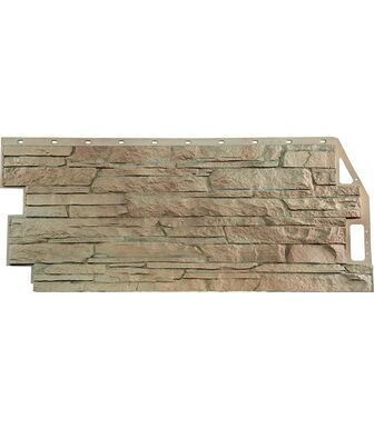 Фасадные панели FineBer Скала Песочный