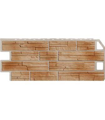 Фасадные панели FineBer Сланец Терракотовый