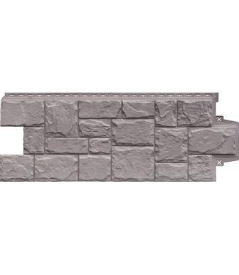 Фасадные панели Grand Line Крупный Камень Элит Какао