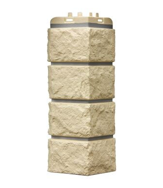 Угол наружный Grand Line Колотый Камень Премиум Шампань