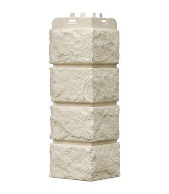 Угол наружный Grand Line Колотый Камень Стандарт Молочный