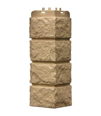 Угол наружный Grand Line Колотый Камень Стандарт Песочный