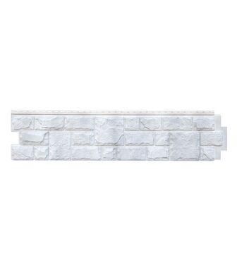 Фасадные панели Grand Line Я-Фасад Екатерининский Камень Серебро