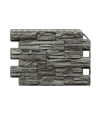 Фасадные панели Royal Stone Скалистый Камень Квебек