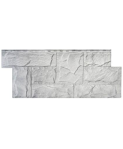 Фасадные панели Техоснастка  Гранит Леон Кавказ (двухцветный)