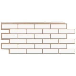 Фасадные Панели Т-Сайдинг (Техоснастка) Керамит (Кирпич Керамический)