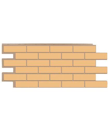 Фасадные панели Техоснастка Керамит Бежевый