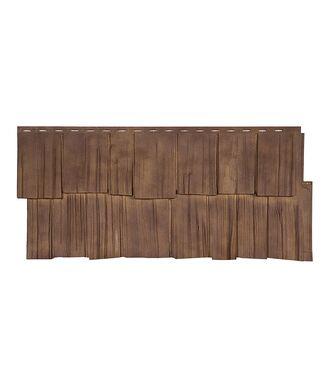 Фасадные панели Техоснастка Щепа Дуб ЭКО-2 Гималаи