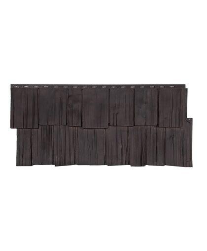 Фасадные панели Техоснастка Щепа Дуб ЭКО-2 Венге
