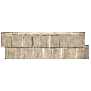 Фасадные Панели Т-Сайдинг (Техоснастка) Щепа Пихта