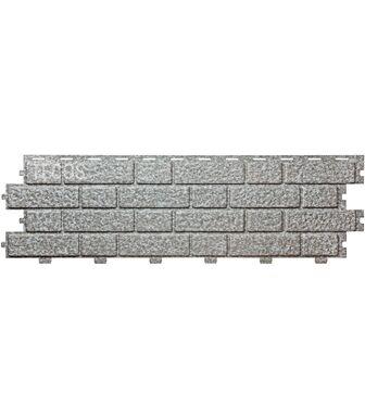 Фасадные панели Tecos BRICKWORK Сильвер