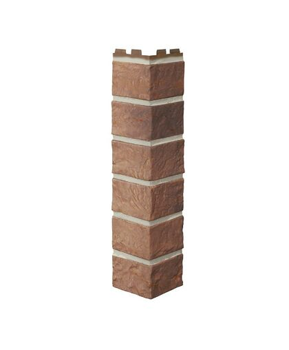 Угол наружный к Фасадным Панелям VOX (Вокс) Solid Brick Regular (Солид Брик) Бристоль