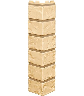 Угол наружный VOX Vilo Brick Sand (Песочный)