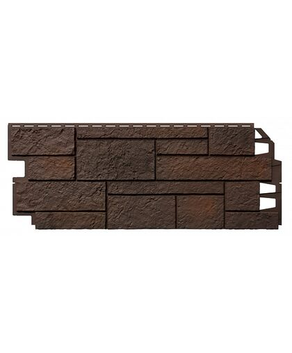 Фасадные панели VOX Sandstone Dark Brown