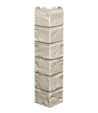 Угол наружный VOX Vilo Brick Ivory (Слоновая Кость) без Шва