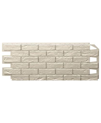 Фасадные панели VOX Vilo Brick Ivory (Слоновая Кость) Без Шва