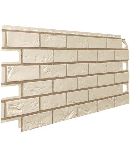 Фасадные панели VOX Vilo Brick Ivory (Слоновая Кость)